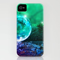 COLLECTION »CRYSTAL BALL« | Tiny Universe iPhone Case by ♕ VIAINA | Society6