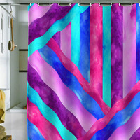 DENY Designs Home Accessories | Jacqueline Maldonado Rhapsody 1 Shower Curtain