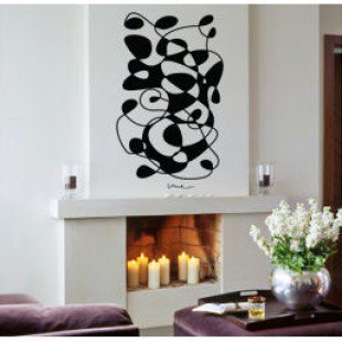 ADZif Spot Picasso Wall Decal - S2405 - All Wall Art - Wall Art & Coverings - Decor