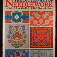 Book: The Dictionary of Needlework
