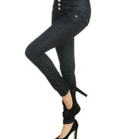 Dressy High Waisted Skinny Pant | Shop Jeans at Wet Seal