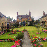 roses cottages