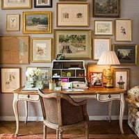 Design Style / creating a creative space ? the paris apartment