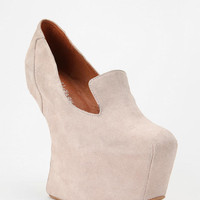 Jeffrey Campbell Blyke Suede Loafer