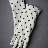 Ebony-Flecked Gloves in the SHOP New at BHLDN