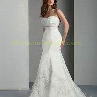 Madame Bridal: Da Vinci 50001 Wedding Dress