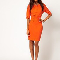 Whistles Bella Bodycon Dress at asos.com