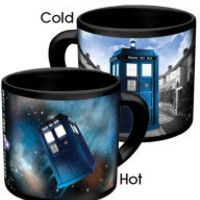 BBC America Shop - Doctor Who Disappearing TARDIS Mug