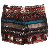 Sequin Short - New In This Week  - New In