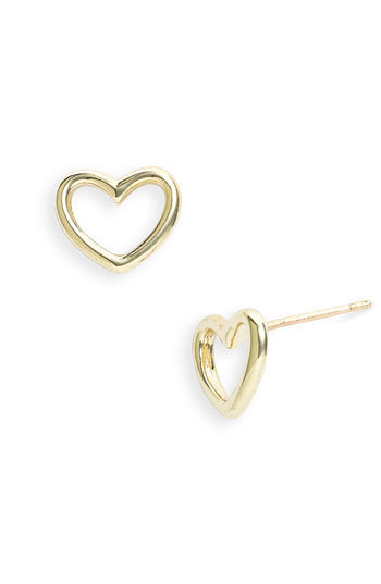 MARC BY MARC JACOBS 'Love Edge' Stud Earrings | Nordstrom