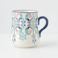Swirled Symmetry Mug