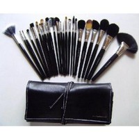 Professional Makeup Brush Set 24 Pieces NATURAL SOFT HAIR