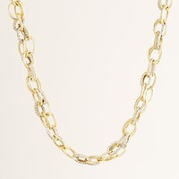 jcrew link necklace