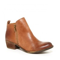 Sole Society Basel Leather Bootie