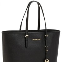 Women's MICHAEL Michael Kors Saffiano Leather Tote