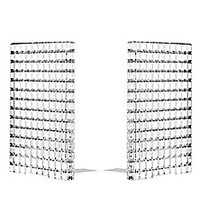 Waterford - London Crystal Bookends/Set of 2 - Saks Fifth Avenue Mobile