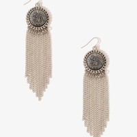 Lush Fringe Earrings