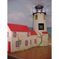 Lighthouse Bedroom Set : Luxury Playhouses at PoshTots