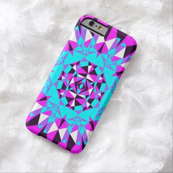 Blue And Purple Mix - iPhone 6 Case