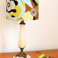 Fashionista Blakely Lampshade from Quincy Lampshades | Made By | £30.00 | Bouf