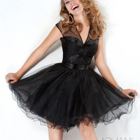 Sequin Baby Doll Dress, Style 3591