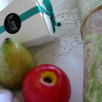Apple & Pear Fruit Soap Set £10.50