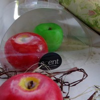 Red & Green Apple Set £10.00