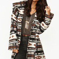 Cheyenne Blanket Coat