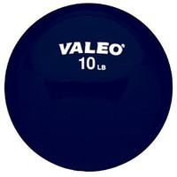 Valeo WFB10 10 lb. Weighted Fitness Ball (10 lb)