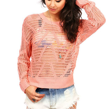 Carry On Knit Sweater