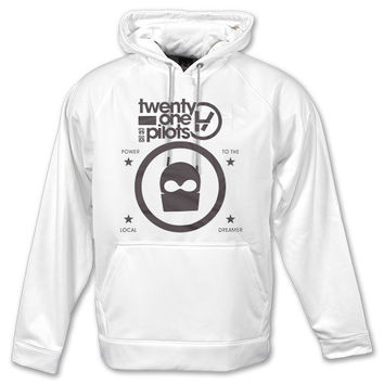 twenty one pilots hoodie on size s 3xl from clarisahoodie. Black Bedroom Furniture Sets. Home Design Ideas