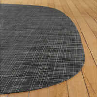 Abstract Lounge Weave Floor Mat - Design Within Reach