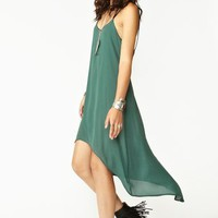 Evie Chiffon Dress