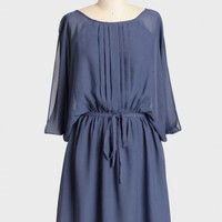 graceful breeze chiffon dress at ShopRuche.com