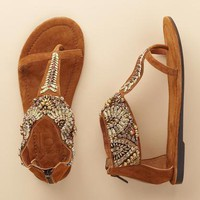 BEJEWELED SANDALS
