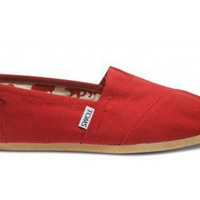 Red Canvas Classics
