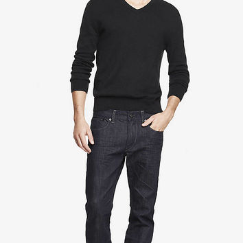 ROCCO SLIM FIT BOOT CUT JEAN from EXPRESS