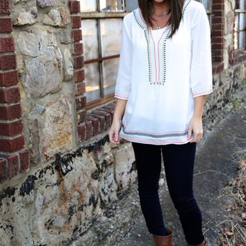 Sunshine Girl Tunic
