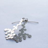 None Dendrite Earrings | Tigertree Dendrite Earrings