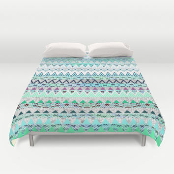 Mix #535 Duvet Cover by Ornaart