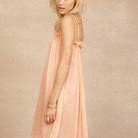 Marysia Swim Store - Doubled crinkled chiffon dress