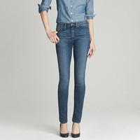 High-waisted skinny jean in adore me wash - J.Crew
