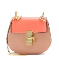 chloé - drew leather shoulder bag