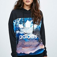 Adidas Mountain Clash Hoodie - Urban Outfitters