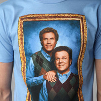 Step Brothers Portrait Tee