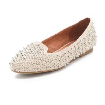 Jeffrey Campbell Martini Studded Loafers | SHOPBOP