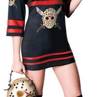 Miss Voorhees Dress Costume :: VampireFreaks Store :: Gothic Clothing, Cyber-goth, punk, metal, alternative, rave, freak fashions