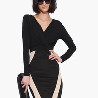 Diamond Midi Dress