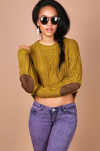 Prep Knit Sweater - Knit Sweaters at Pinkice.com