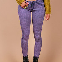 Stone Edge Skinnys - Skinny Denim at Pinkice.com